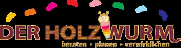 Logo der Holzwurm